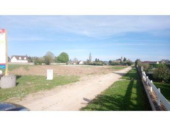 Photo du terrain à bâtir de 435m²<br> à PRUNAY-LE-GILLON (28)