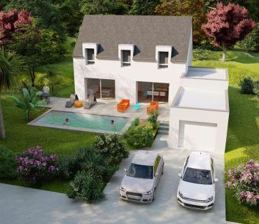 Maison 120 m² avec terrain à JANZE (35)