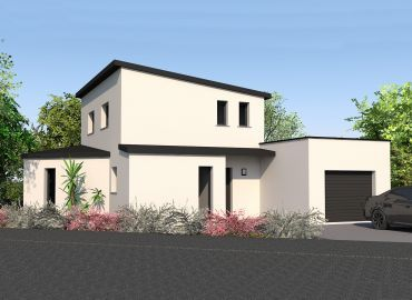 image offre-terrain-maison Maison 107.46 m² avec terrain à IFFENDIC (35)