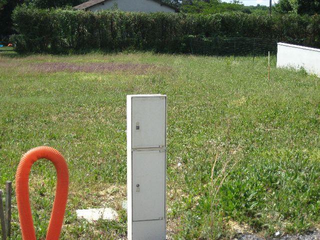 Photo du terrain à bâtir de 440 m² <br><span>NAINTRE(86)