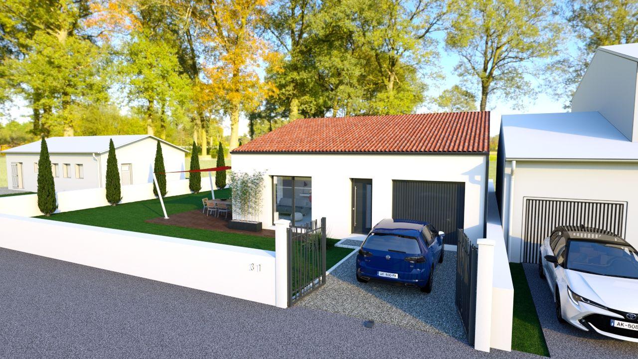 Photo de la maison n°6 de 70 m² à SAINTES