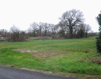 Photo du terrain à bâtir de 560 m² <br><span>FLEURE(86)