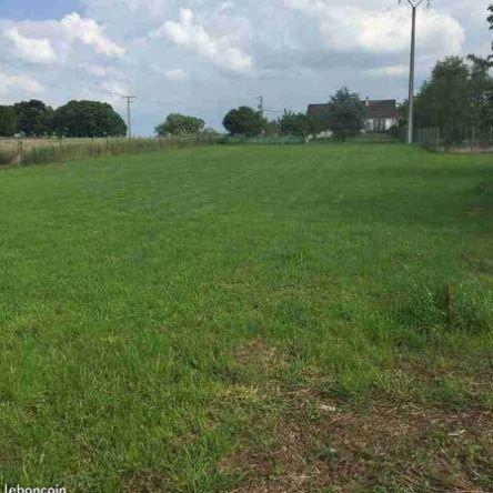 Photo du terrain à bâtir de 1474 m² <br><span>ANTRAN(86)