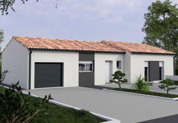 Modèle de maison JADE T 3CH 88