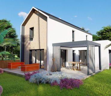 Maison 115 m² avec terrain à SAINT-AUBIN-DU-CORMIER (35)