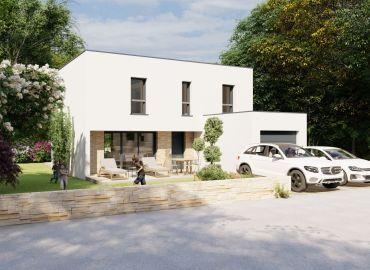 image Maison 125 m² avec terrain à VIGNEUX-DE-BRETAGNE (44)