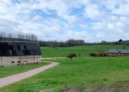 Terrain Agence d'Isneauville, Terrain 1145m²