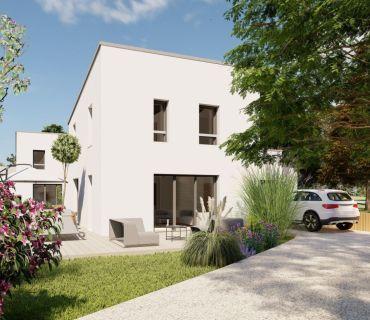 Maison 105 m² avec terrain à LASSY (35)