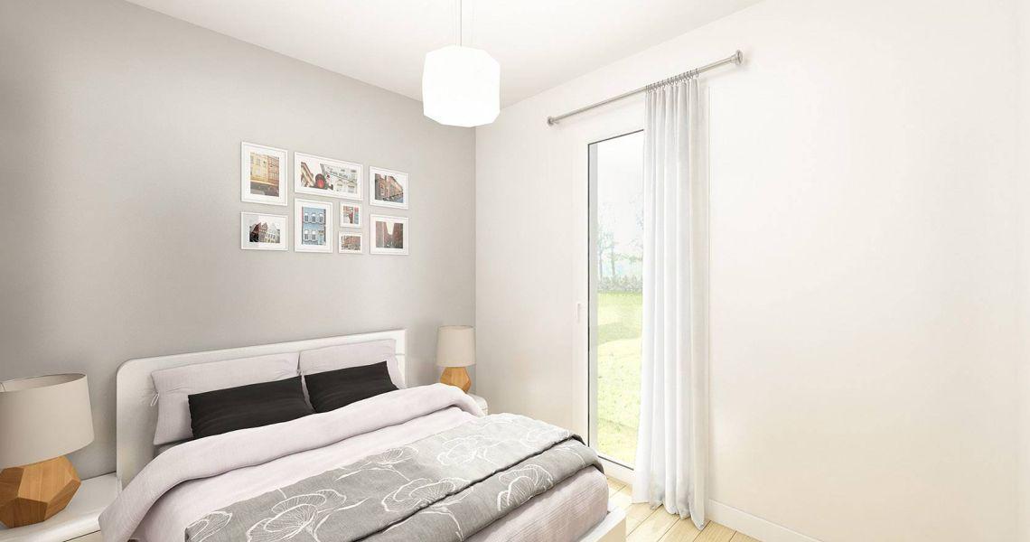 image Maison 81.35 m² avec terrain à MARCILLAC (GIRONDE - 33)