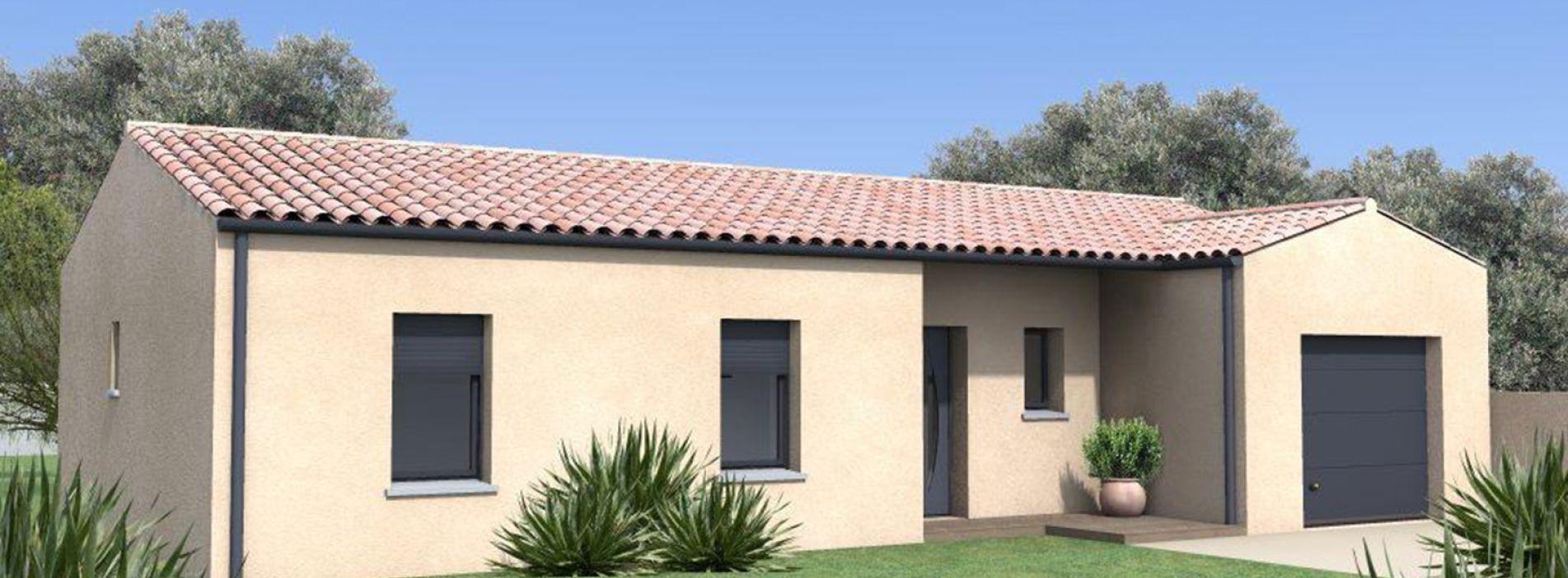 Image Maison 114.69 m² avec terrain à SAINT-DENIS-DE-PILE