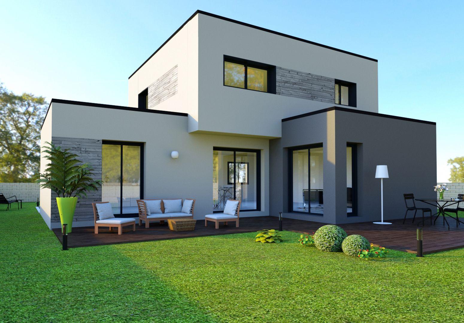 Image du modèle de maison NOYAL 4CH 115