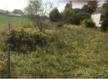 Photo du terrain à bâtir de 1100m²<br> à ALLONNES (28)