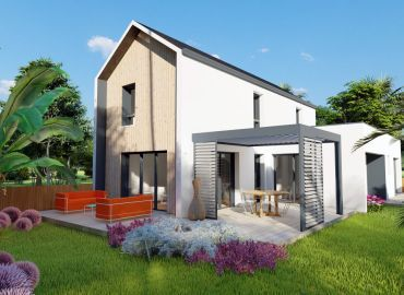 image Maison 115 m² avec terrain à QUILLY (44)