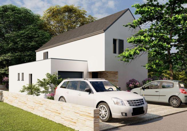 Maison 140 m² avec terrain à PORNICHET (44)