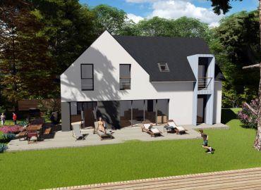 image Maison 130 m² avec terrain à VIGNEUX-DE-BRETAGNE (44)