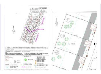 Photo du terrain à bâtir de 419m²<br> à NOGENT-LE-ROI (28)