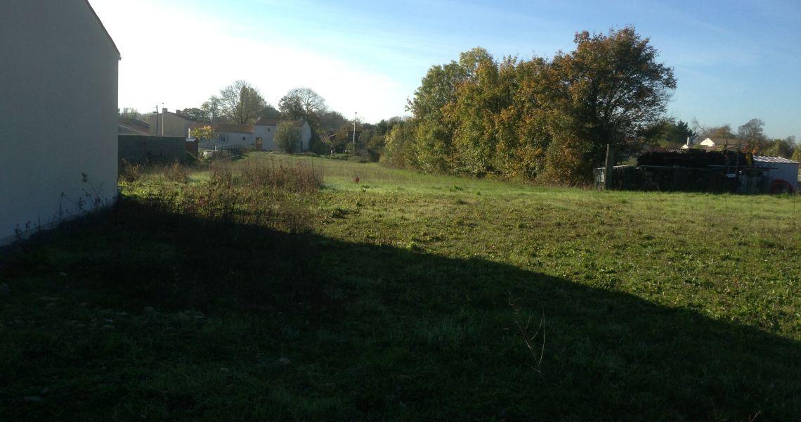 image Terrain à bâtir de 578 m² à VIENNE-EN-VAL (45)