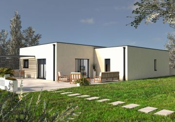 Modèle de maison SAPHIR C 3CH 92