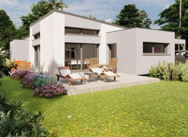 image Maison 100 m² avec terrain à QUILLY (44)