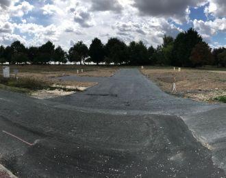 Photo du terrain à bâtir de 673 m² <br><span>LA CHAPELLE-DES-POTS(17)