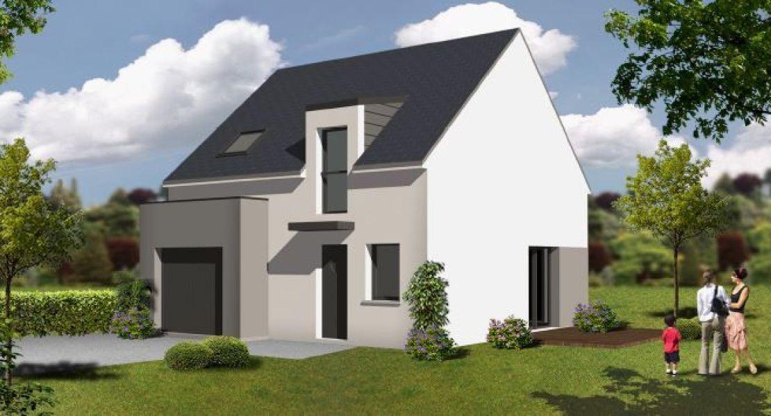 image Maison 79 m² avec terrain à DONGES (44)