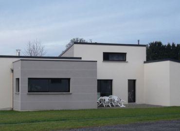 image de la construction de maison Retiers (35)