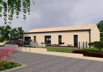 Modèle de maison IRIS T 4CH 96