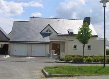 image de la construction de maison Lohéac (35)