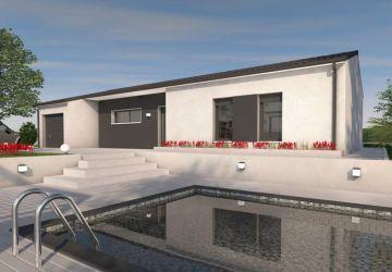 Modèle de maison Modèle de 93.84 m² à 193 500,00 €
