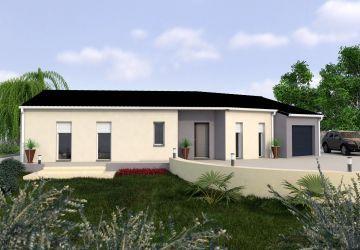 Modèle de maison RUBIS M 4CH 100