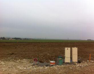 Photo du terrain à bâtir de 584 m² <br><span>CISSE(86)