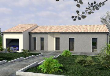 Modèle de maison OPALE T 3CH 91