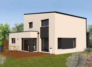 image offre-terrain-maison Maison 123.79 m² avec terrain à SAINT-SAMSON-SUR-RANCE (22)