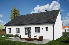 image miniature Maison 85.18 m² avec terrain à SAINT-JEAN-DE-BRAYE (45)