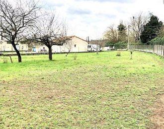 Photo du terrain à bâtir de 659 m² <br><span>DISSAY(86)