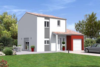 image offre-terrain-maison Maison 82.3 m² avec terrain à LES BILLAUX