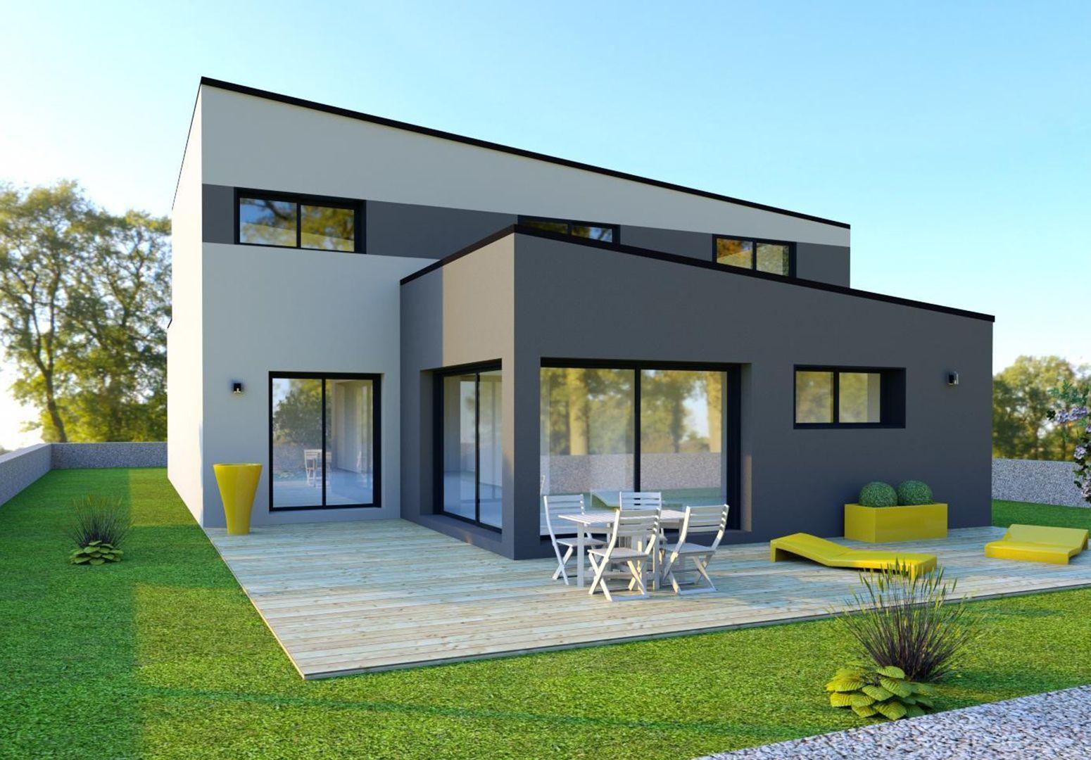 Image du modèle de maison BROONS 5CH 160