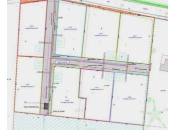 Photo du terrain à bâtir de 500m²<br> à AUNEAU (28)