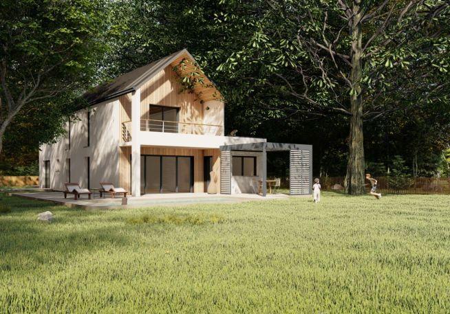 Maison 140 m² avec terrain à DONGES (44)