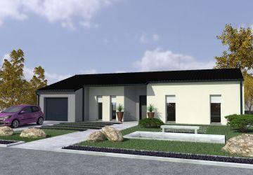 Modèle de maison OPALE M 4CH 101