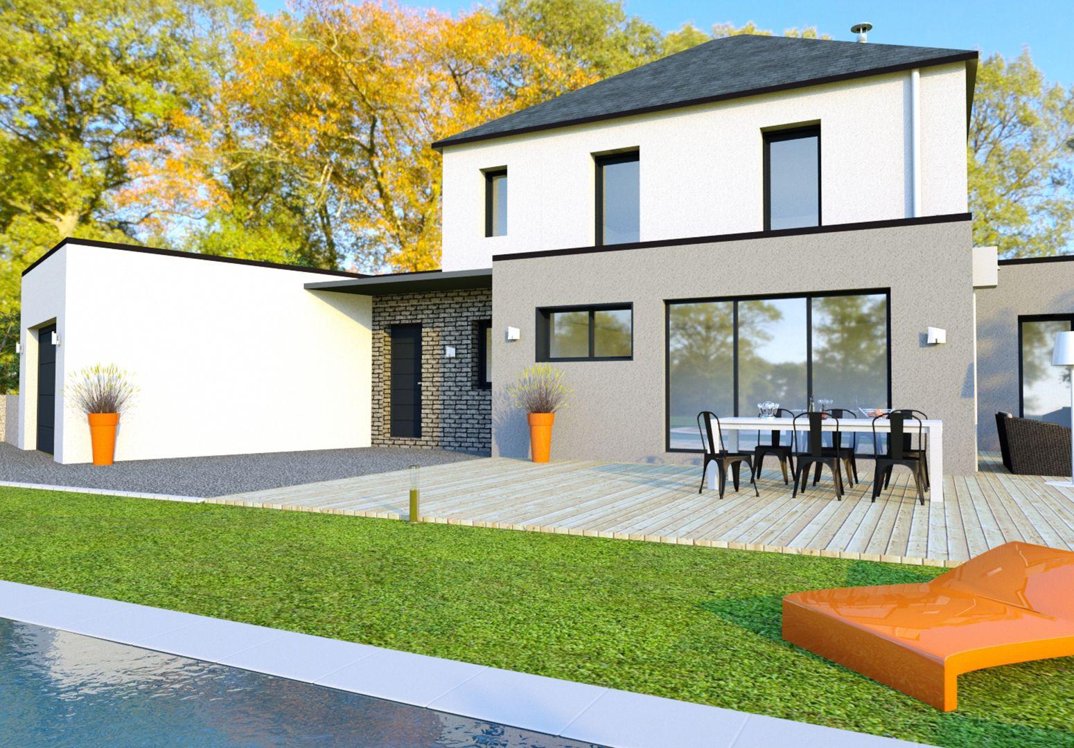 Image du modèle de maison SAINT-AUBIN 4CH 135