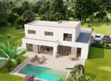 image Maison 150 m² avec terrain à VIGNEUX-DE-BRETAGNE (44)