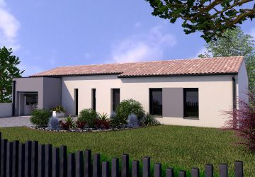 Modèle de maison BAHAMAS 3CH 83 M