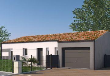 Modèle de maison Modèle de 81.02 m² à 153 600,00 €