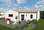 miniature Maison 93.56 m² avec terrain à SAINT-SEURIN-DE-BOURG (GIRONDE - 33)