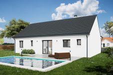 image miniature Maison 85.82 m² avec terrain à LADON (45)