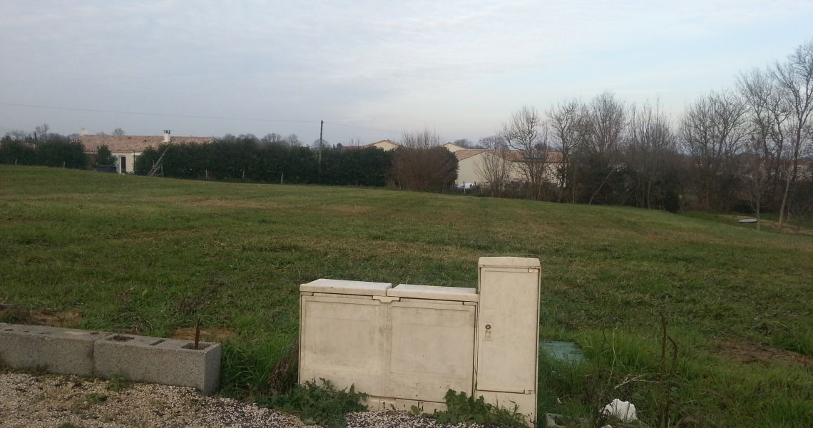 image Terrain à bâtir de 1518 m² à COURTEMAUX (45)