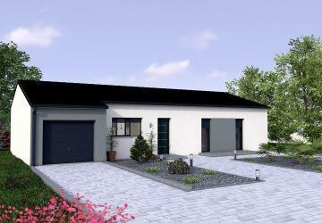 Modèle de maison BERYL M 4CH 96