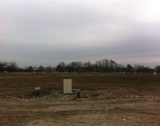 Photo du terrain à bâtir de 678 m² <br><span>CISSE(86)