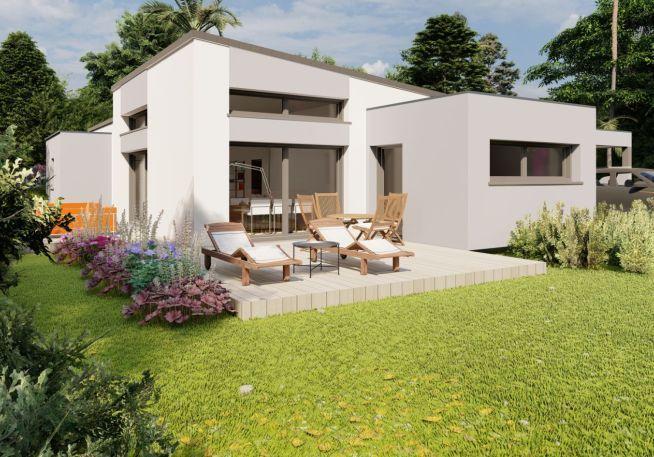 Maison 100 m² avec terrain à PORT-SAINT-PERE (44)